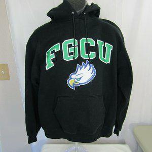 Florida Gulf Coast University Black Hoodie Men's L
